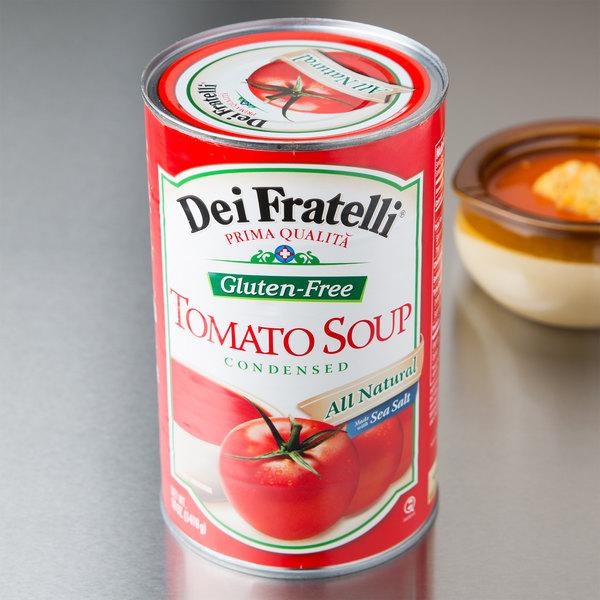 Dei Fratelli Tomato Soup Condensed 50 oz. Can