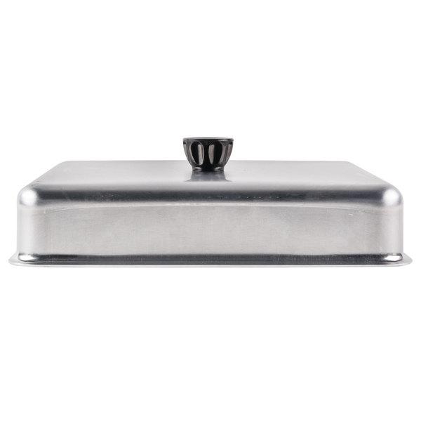 """American Metalcraft BASQ1020 10"""" Square Aluminum Basting Cover"""
