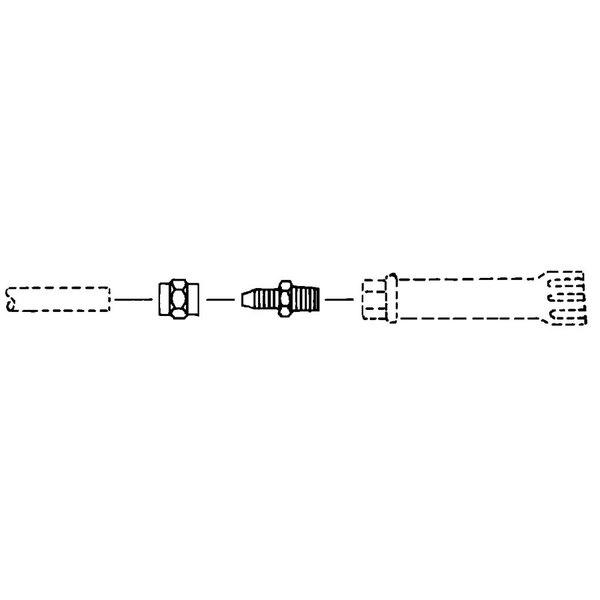 T&S 0RK-SK Hose Reel Connector Kit