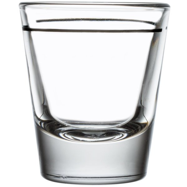 Able To Stand Up Against The Toughest Restaurant And Bar Environments This 1 5 Oz Shot Glass Is