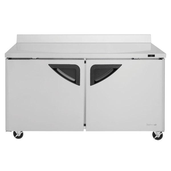 "Turbo Air TWR-60SD Super Deluxe 60"" Worktop Refrigerator"