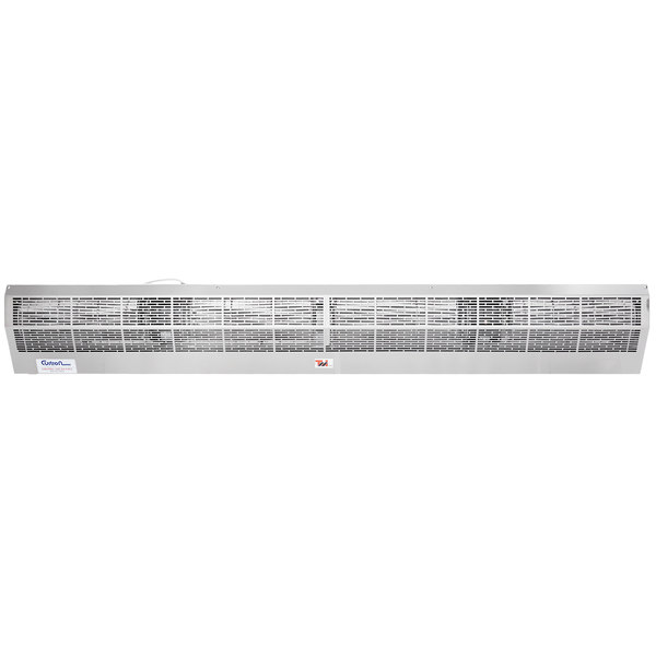 """Curtron AP-4-72-2-SS Air Pro Air Curtain Insect Door 72"""" - 120V"""