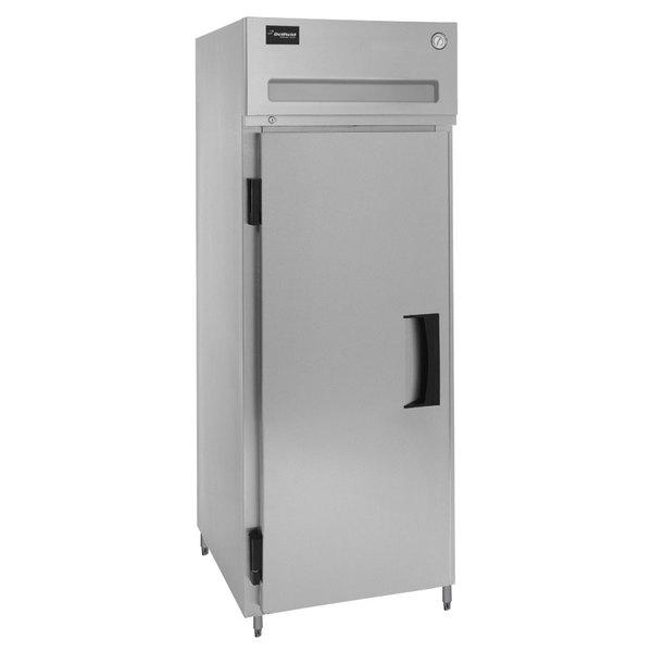 Delfield SARPT1-S 26.64 Cu. Ft. One Section Solid Door Pass-Through Refrigerator - Specification Line