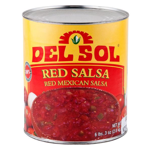Sauce Cafe Del Sol