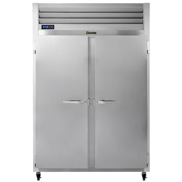 "Traulsen G22010 52"" G Series Solid Door Reach in Freezer with Left / Right Hinged Doors Main Image 1"