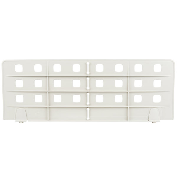 "Metro MUD24-8 24"" Universal Shelf Divider for Open Grid and Wire Shelves"