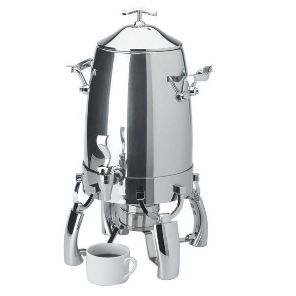 Vollrath 4635310 3 Gallon Somerville Stainless Steel Coffee Urn