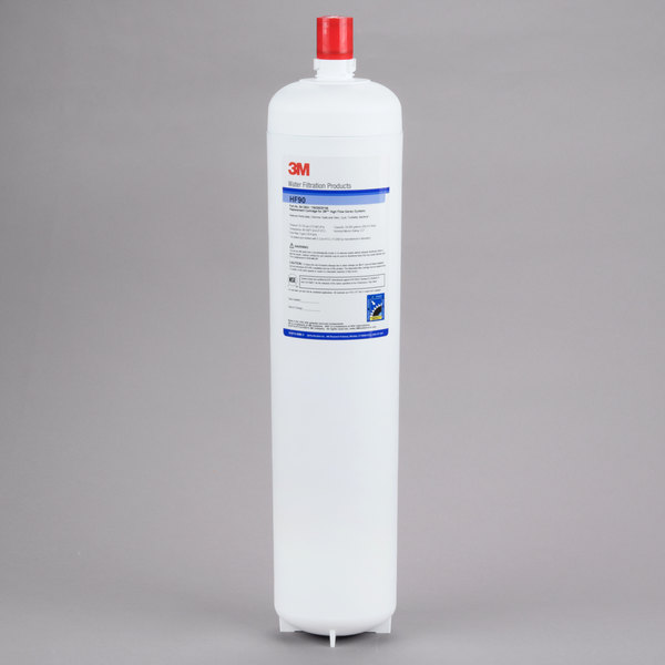 3M Water Filtration Products HF90 Replacement Cartridge for BEV190 Water Filtration System Main Image 1