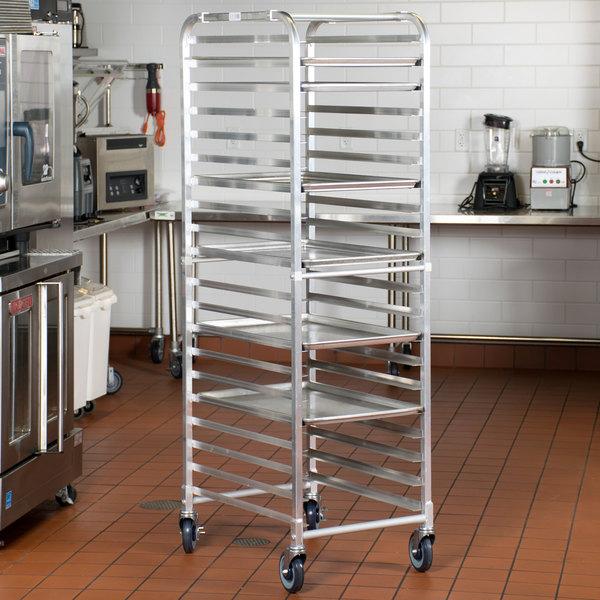 Regency 20 Pan End Load Bun / Sheet Pan Rack - Assembled Main Image 5
