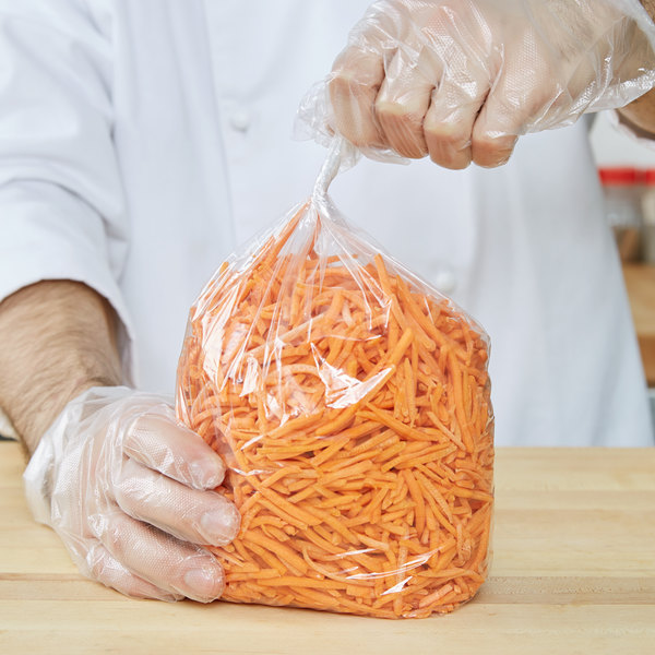 """Elkay Plastics 7G053015 Elkay Plastics Plastic Food Bag 5"""" x 3"""" x 15"""" - 1000/Box"""
