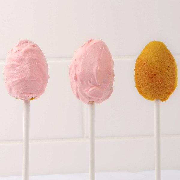 "Paper Lollipop / Cake Pop Stick 3"" x 1/8"" - 20000/Case"