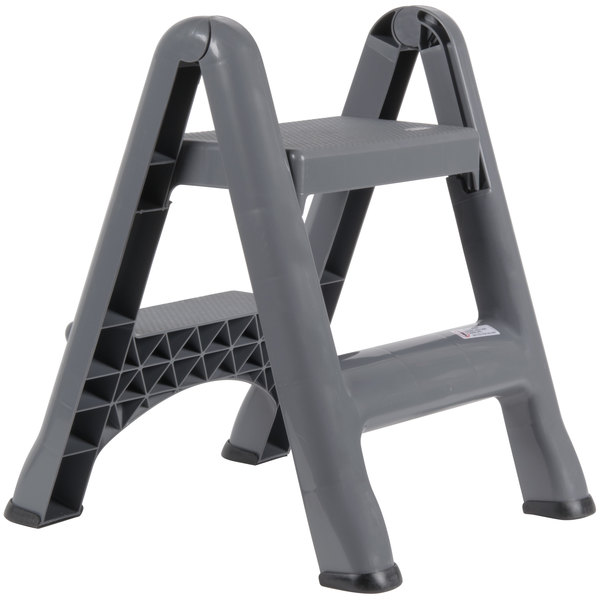 Rubbermaid Fg420903cylnd Two Step Step Stool