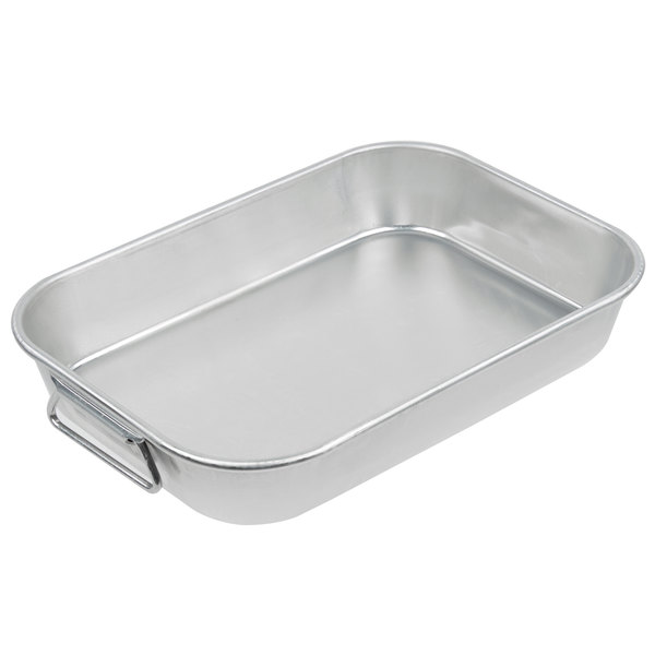 Vollrath 4412 Wear Ever 45 Qt Bake And Roast Pan With Handles 13
