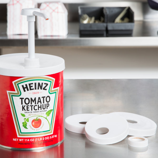 Economy Condiment Pump Kit