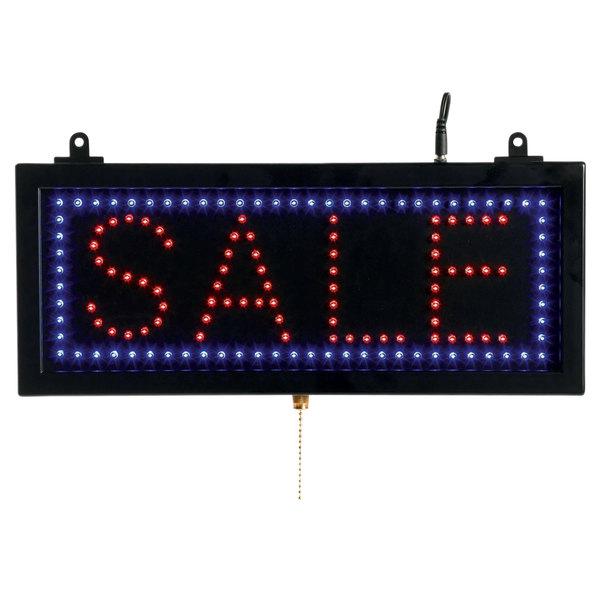 Aarco SAL05S Rectangular Animated Sale LED Sign