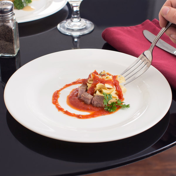 "Arcoroc G4398 Intensity Dinner Plate 10 3/4"" by Arc Cardinal - 24/Case"