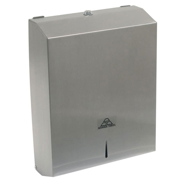 Advance Tabco 7-PS-35 C-Fold Paper Towel Dispenser Main Image 1