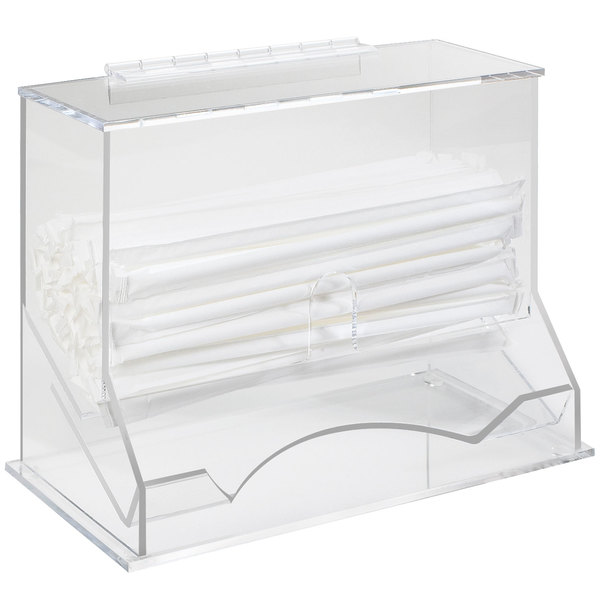 Cal-Mil 293 Classic Wrapped Straw Dispenser