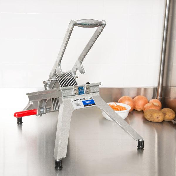 "Vollrath 501N Redco Onion King 1/4"" Onion Slicer - 11 Blades"