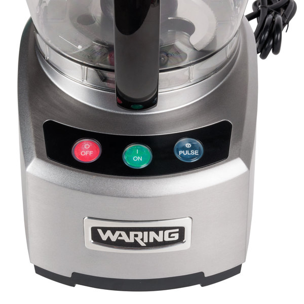 New Waring Wfp16s Electric Commercial Food Processor With