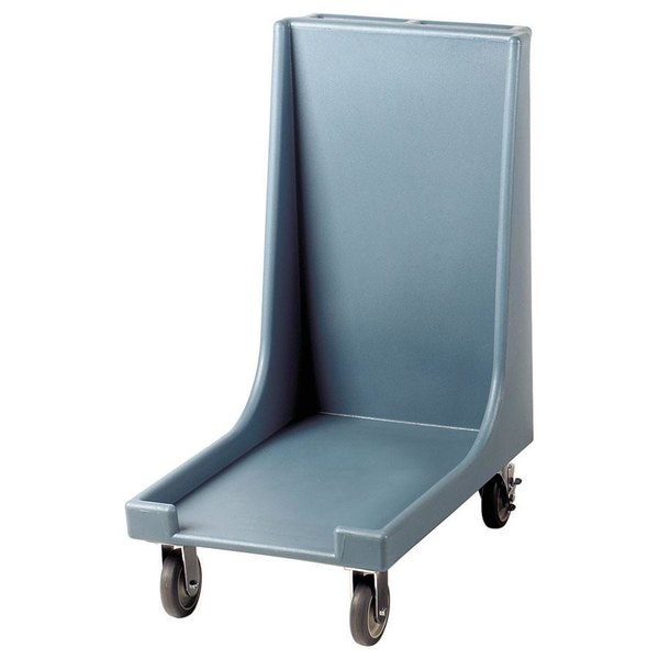 "Cambro CD1826H401 Slate Blue Camdolly for 18"" x 26"" Trays - 90 Tray Capacity"