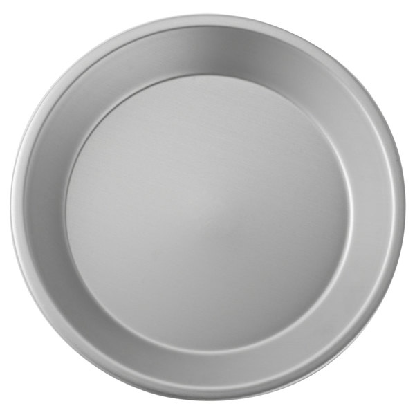 Bake your signature pies in this Vollrath 51045 Wear-Ever 10  anodized aluminum pie plate!  sc 1 st  WebstaurantStore & Vollrath 51045 Wear-Ever 10