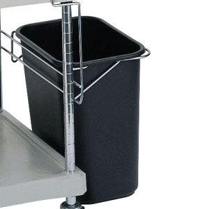 Metro BCWB2 Wastebasket for Metro BC2030 Utility Carts