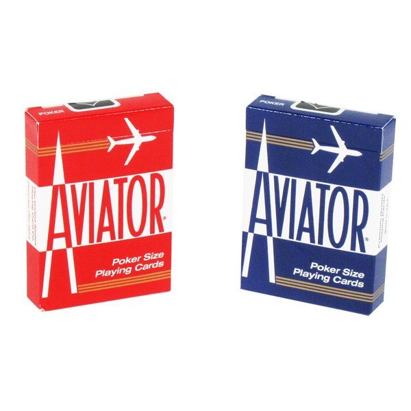 Aviator Playing Cards - Poker
