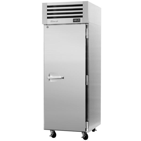 "Turbo Air PRO-26F-N 29"" Premiere Pro Series Solid Door Reach in Freezer Main Image 1"
