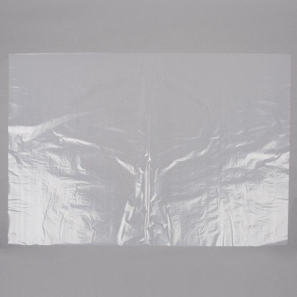 18 inch x 26 inch Full Size Bun / Sheet Pan Liner - 100/Box