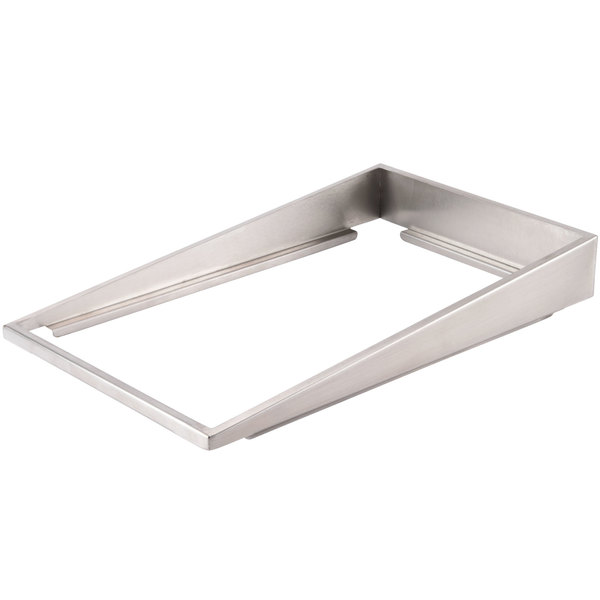 Stainless Steel Single-Sided Angled Adapter Plate