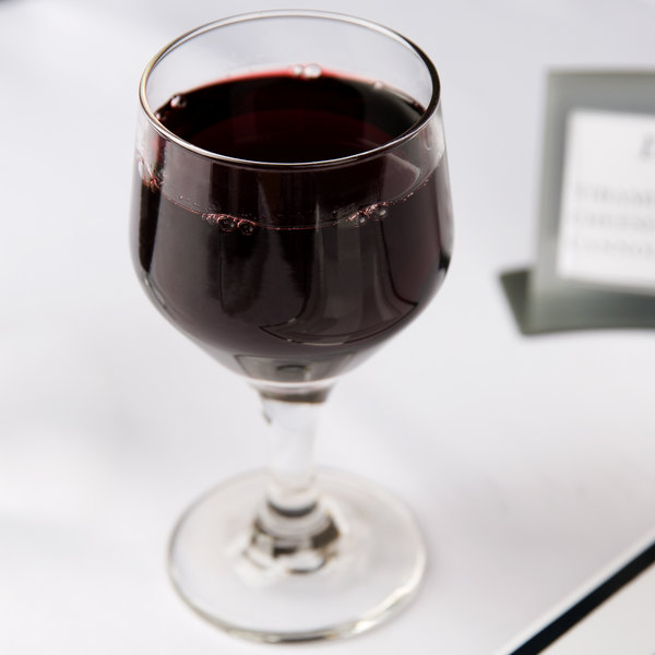 Libbey 3364 Estate 8.5 oz. Wine Glass - 36/Case