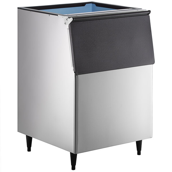 "Hoshizaki BD-500SF 30"" Ice Storage Bin with Stainless Steel Finish - 500 lb. Main Image 1"
