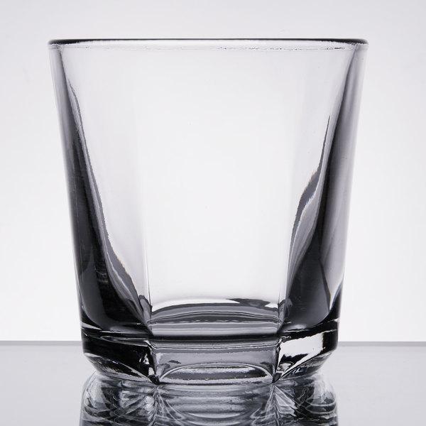 Rim Tempered 36 per case Anchor Hocking Clarisse 7 Ounce Rocks Glass