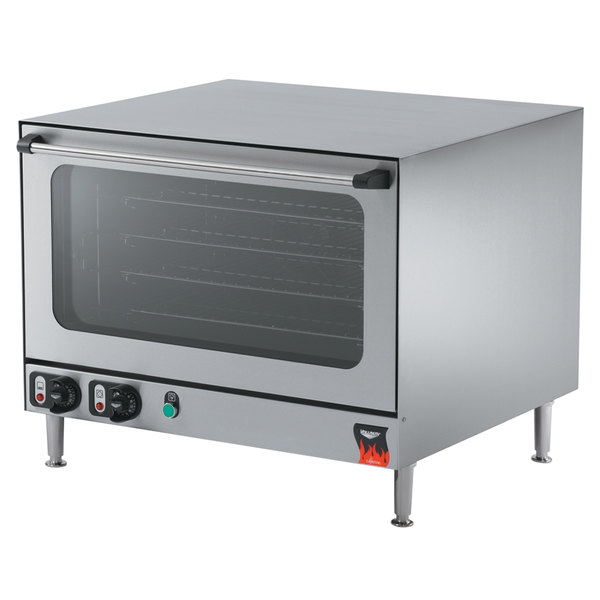 Vollrath 40702 Cayenne Full Size Countertop Convection Oven - 230V