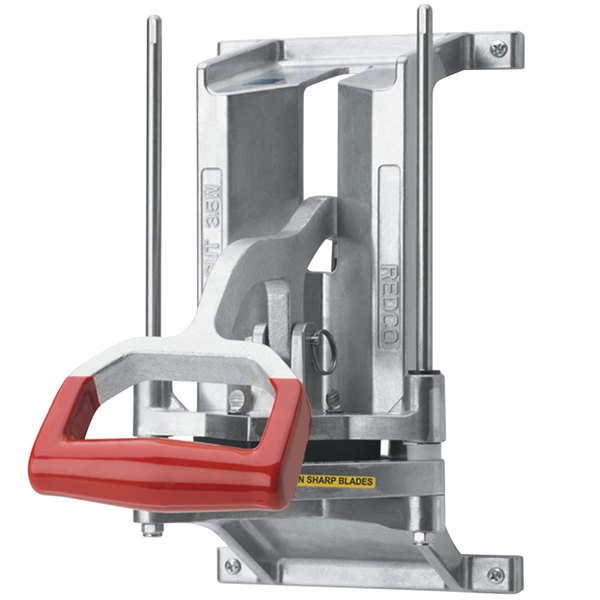 """Vollrath 15018 Redco InstaCut 3.5 1/2"""" French Fry Cutter / Dicer - Wall Mount"""