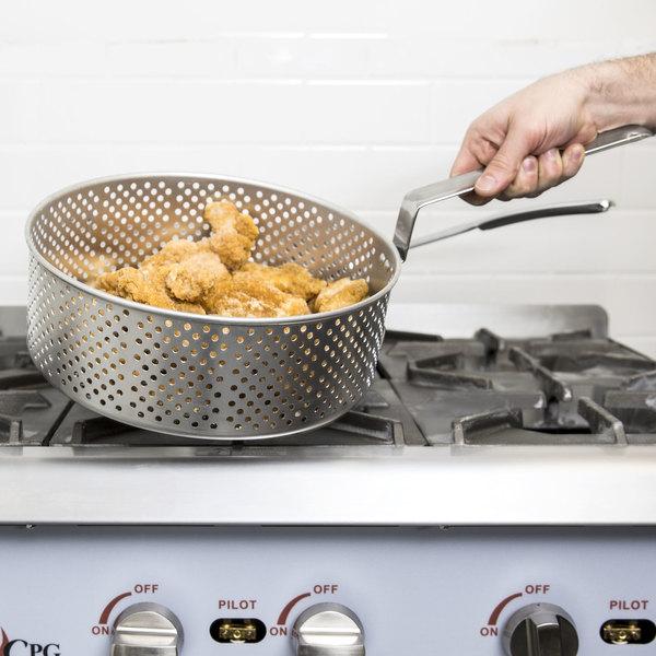 Vollrath 43041 Wear-Ever Replacement Basket for 9 Qt. 68227 Fryer Pot