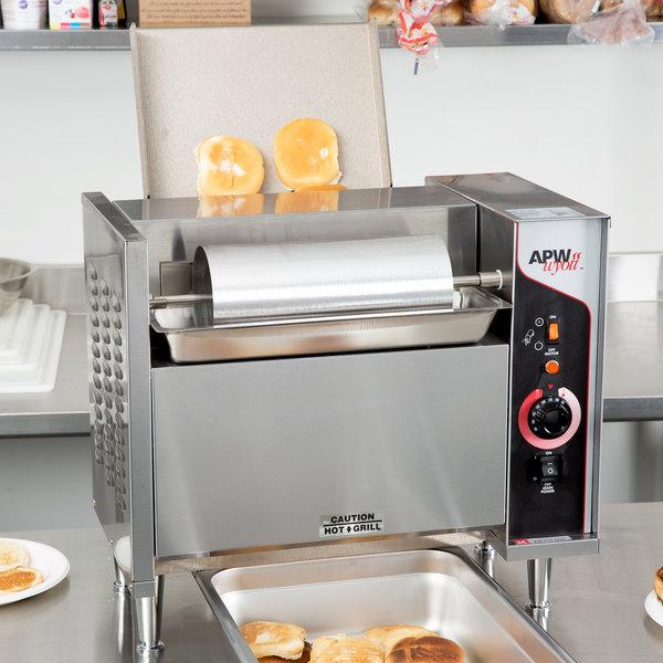 toaster prince castle motor bun