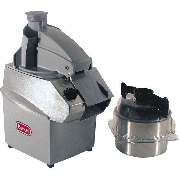 Berkel CC34-STD Combination Continuous Feed Food Processor with 3.2 Qt. Bowl - 1 1/2 hp