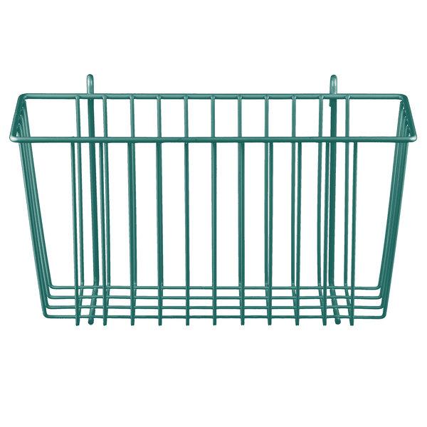 """Metro H209K3 Metroseal 3 Storage Basket for Wire Shelving 13 3/8"""" x 5"""" x 7"""""""