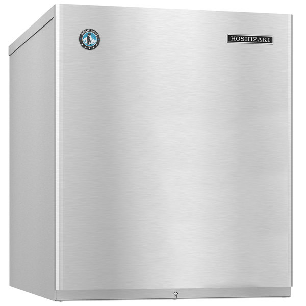 "Hoshizaki F-801MWH Slim Line Series 22"" Water Cooled Flake Ice Machine - 823 lb."