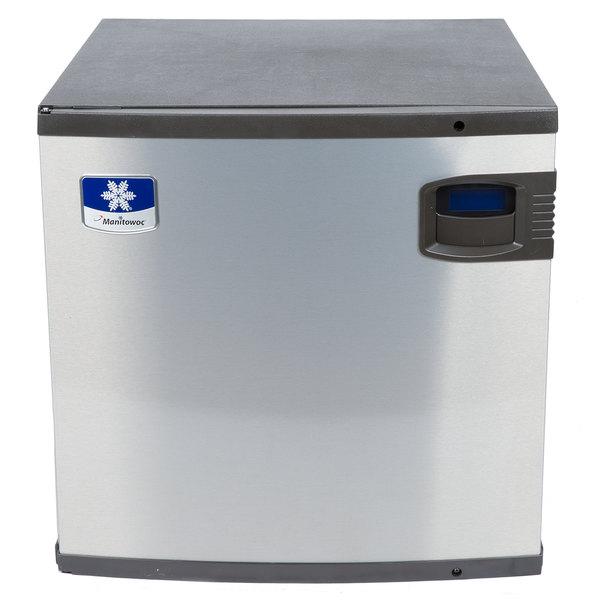 "Manitowoc IY-0324A Indigo Series 22"" Air Cooled Half Size Cube Ice Machine - 120V, 350 lb. Main Image 1"