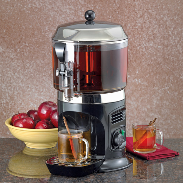 Cecilware CHOCO-1 Delice Countertop Hot Chocolate Dispenser - 120V