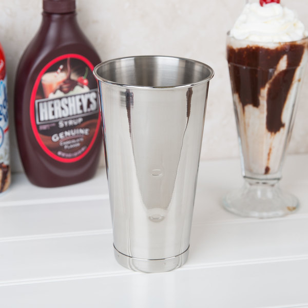 30 oz. Stainless Steel Malt Cup Main Image 6