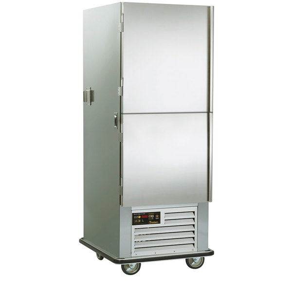 Traulsen RAC37-11 Reach In Solid Half Door Air Curtain Refrigerator with Cylinder Door Locks - Specification Line