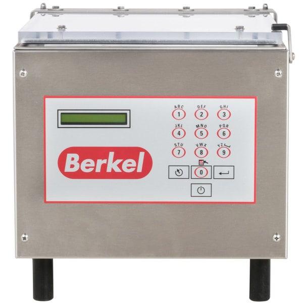 berkel vacuum  Berkel 350-STD Chamber Vacuum Packaging Machine with 19