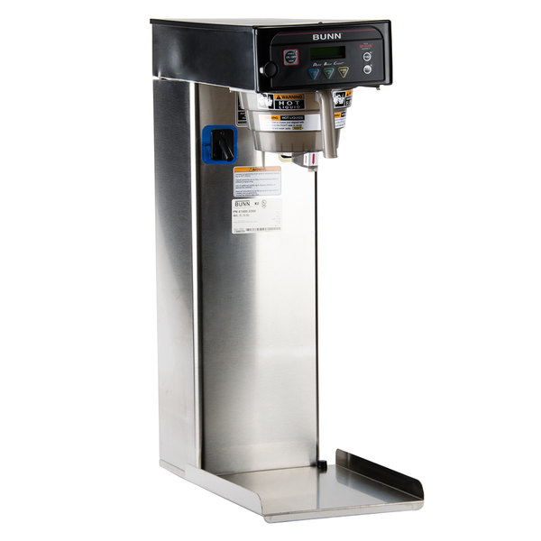 Bunn 41400.0000 ITB 3 Gallon Iced Tea Brewer with Digital Controls - 120V Main Image 1