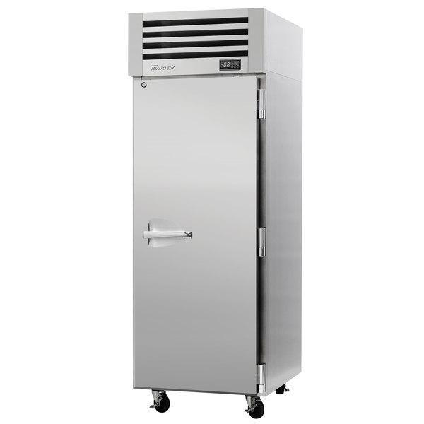 "Turbo Air PRO-26R-N 29"" Premiere Pro Series Solid Door Reach in Refrigerator Main Image 1"