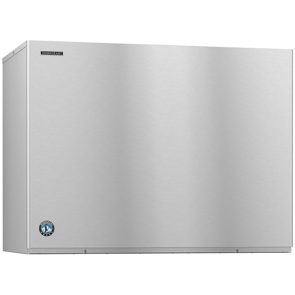 """Hoshizaki KM-2500SWH3 48"""" Stackable Water Cooled Crescent Cube Ice Machine - 2429 lb. Main Image 1"""