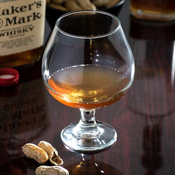 Libbey 3709 Embassy 22 oz. Brandy Glass - 12/Case